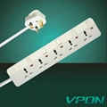 ELECTRICAL EXTENSION SOCKET / POWER STRIP 2
