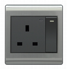 Electric Wall Switch Socket / Power Socket