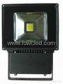 Bestsales UL MEANWELL driver 70w Bridgelux led flood light/LED-Flutlicht CE+ROHS