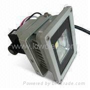 10w LED Flood light/LED-Flutlicht MEAN WELL driver PIR sensor CE+Rohs approved