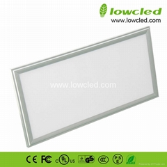 600*1200mm Led Light Panel Dimmable LED panel light with CE, EMC, LVC ROHS