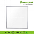6060 ultra bright LED panel light 600*600mm with CE, EMC, LVC ROHS certificat
