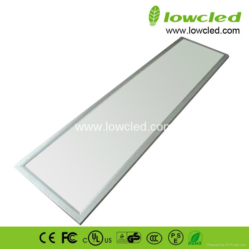30120 ultra bright LED panel light 300*1200mm with CE, EMC, LVC ROHS certificat
