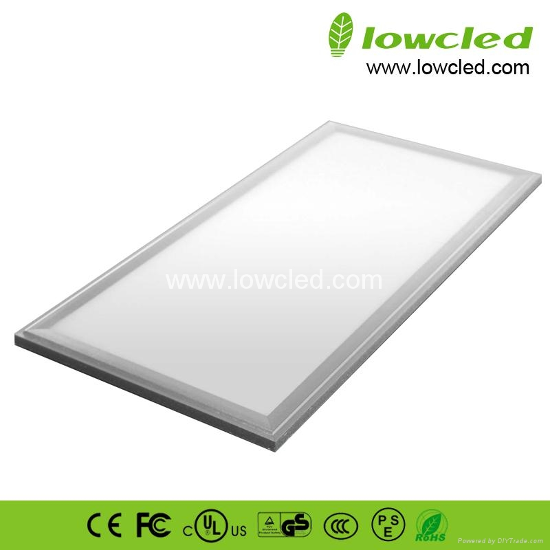 Commerical ultra bright LED panellight 300*600 with CE, EMC, LVC ROHS certificat
