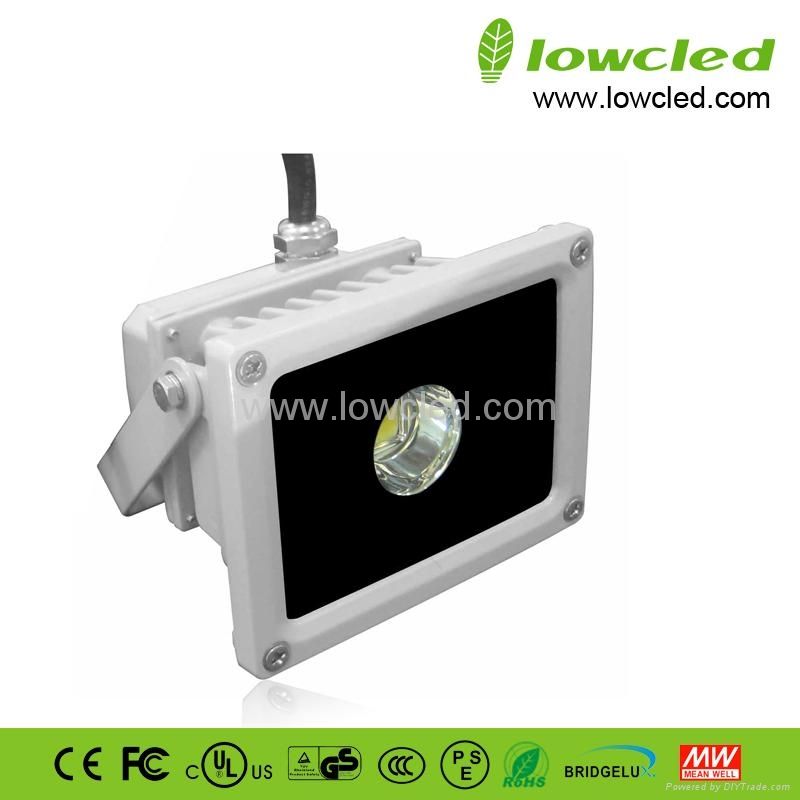 High efficient Bridgelux 10W LED Flood light LED-Flutlicht CE, ROHS rated