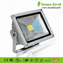 Warm white, cool withe, RGB 50w square led flood light with CE, ROHS approved