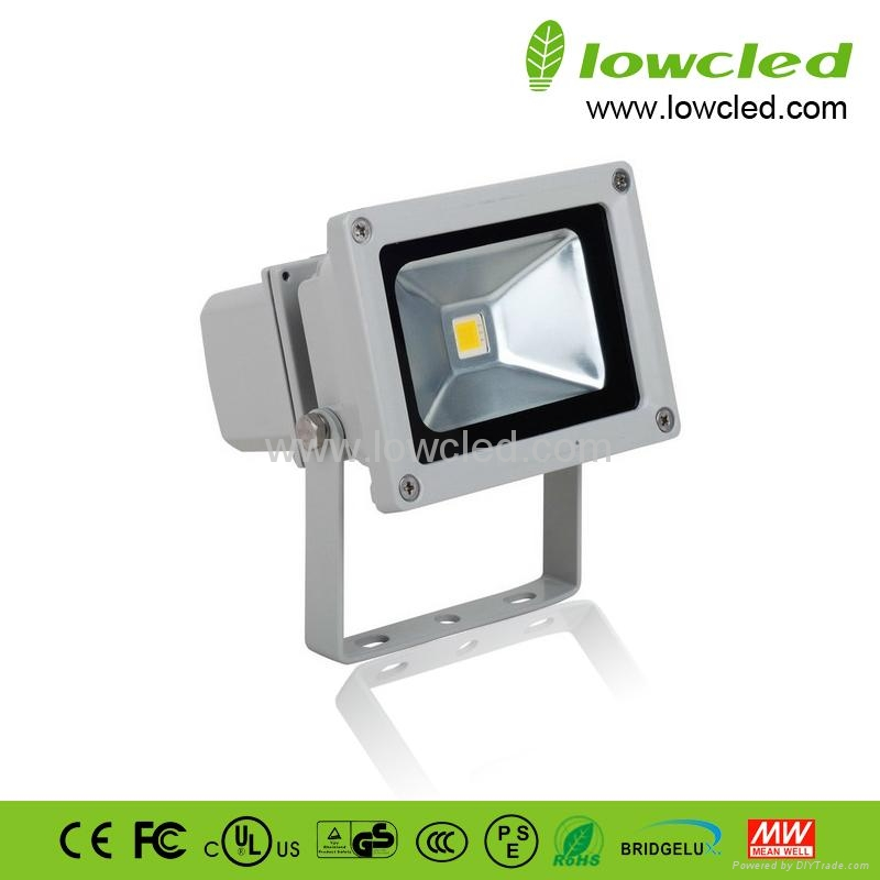 Long lifespan 10w LED Flood light with IP65 protection CE, ROHS approved