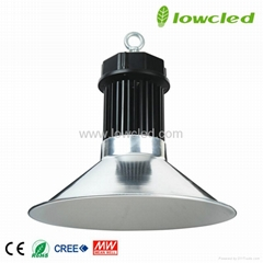 120W parking lot LED High Bay light/LED industrial light with CE, ROHS