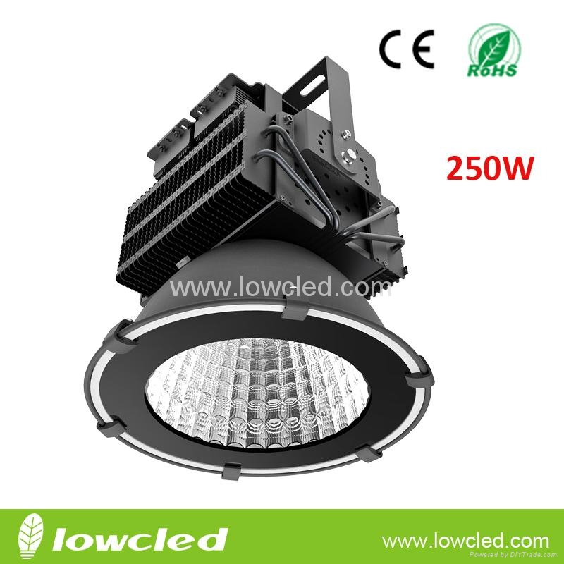 NEW 250W high power IP65 LED High Bay Light with CE+EMC+LVD+ROHS