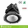 150W high power IP65 COB+MEANWELL LED