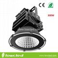 300W high power COB IP65 LED High Bay Light with CE+EMC+LVD+ROHS