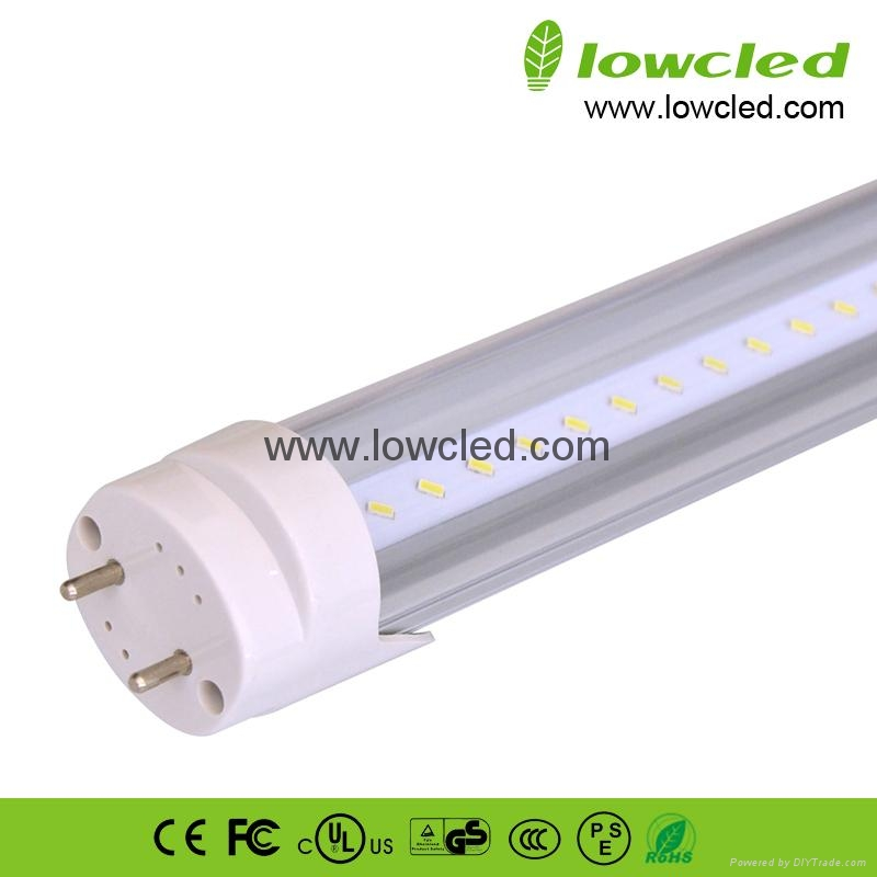 SMD3014 10W 600mm LED Tube Light T8 with 50000hour lifespan, CE, ROHS