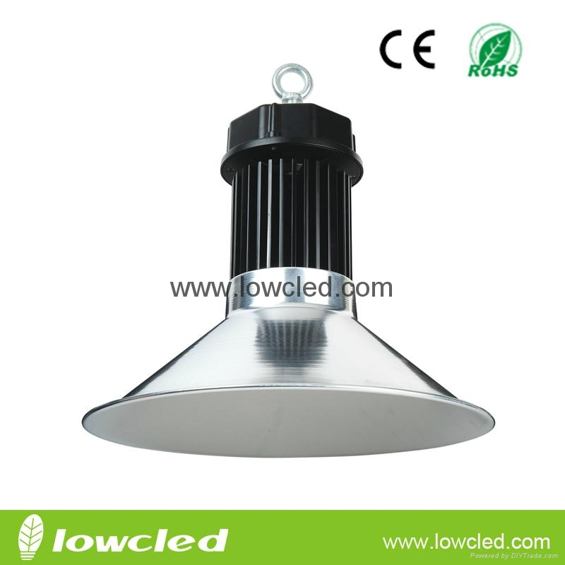 90W Bridgelux UL MEAN WELL IP65 LED High Bay Light with CE+EMC+LVD+ROHS