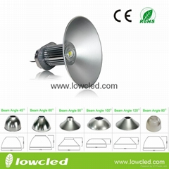 60W Bridgelux UL MEAN WELL IP65 LED High Bay Light with CE+EMC+LVD+ROHS