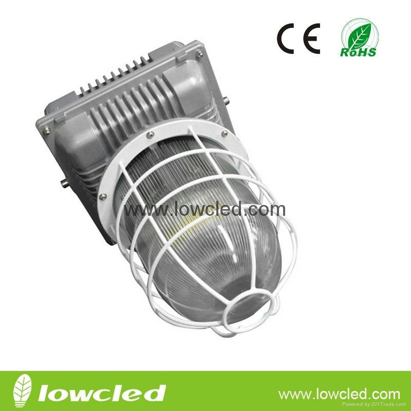 50W IP65 Bridgelux chipset LED explosion proof light