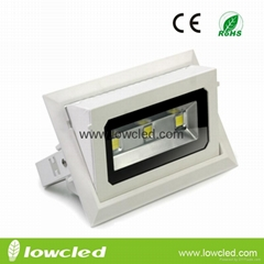 20w commercial IP54 led ceiling flood light/licht with CE, ROHS, EMC, LVD