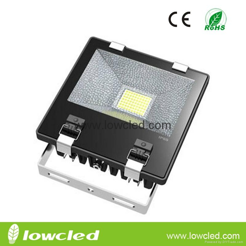 IP65 80W finned CREE LED flood light light/spot light