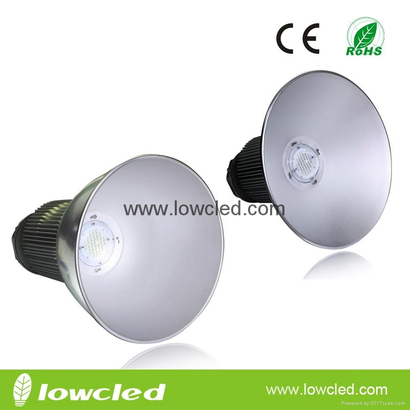 NEW 200W CREE XML IP65 LED High Bay Light with CE,ROHS, IES file,5years warranty