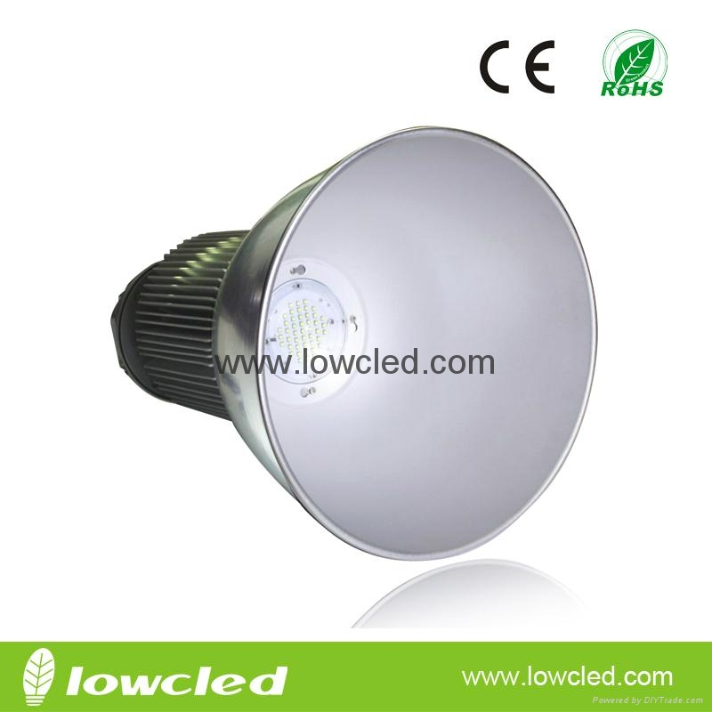 Lowcled 200W High power CREE+MEAN WELL IP65 LED High Bay Light CE+EMC+LVD+ROHS
