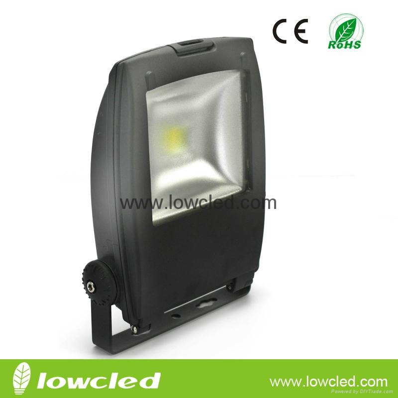 30w led flood light Bridgelux chipset  with 3years warranty CE, ROHS certificate