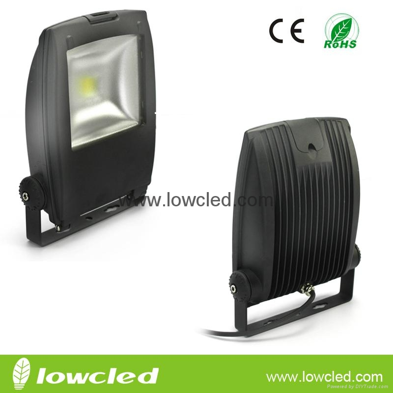 20w led flood light Bridgelux chipset 3years warranty with CE, ROHS certificate