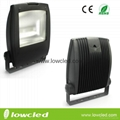 Wall washer 100W Bridgelux, MEAN WELL driver IP65 LED Flood light with CE+Rohs