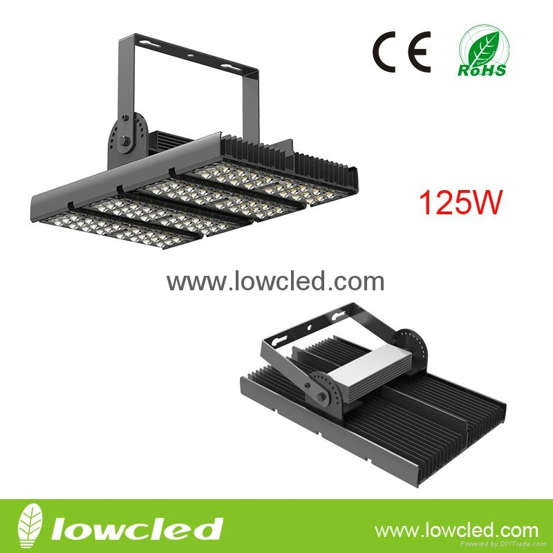 125W IP65 CREE led tunnel light with 3years warranty
