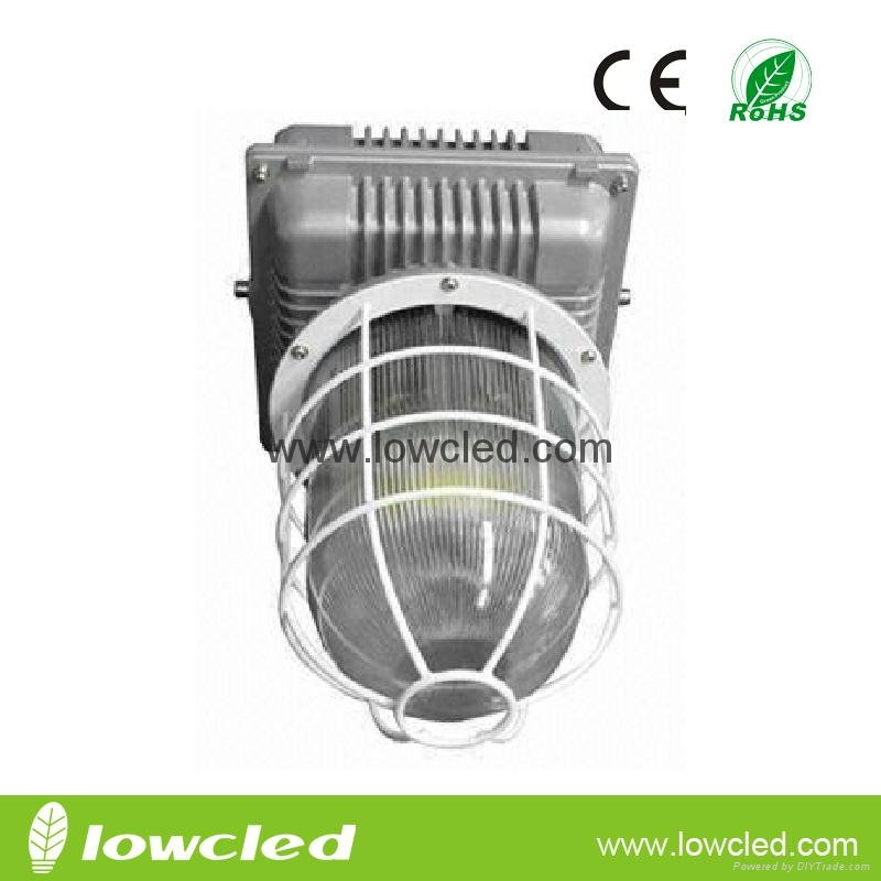 30W IP65 Bridgelux chipset LED explosion proof light