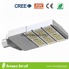 IP65 150W Cree MEAN WELL led road street light