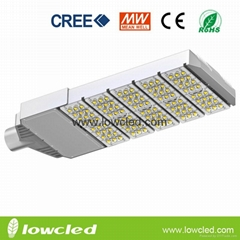 IP65 240W CREE MEAN WELL solar led street light