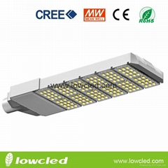 IP65 300W CREE MEAN WELL led street light with CE, ROHS