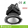 NEW 300W CREE XTE high power IP65 LED Flood Light with CE+EMC+LVD+ROHS