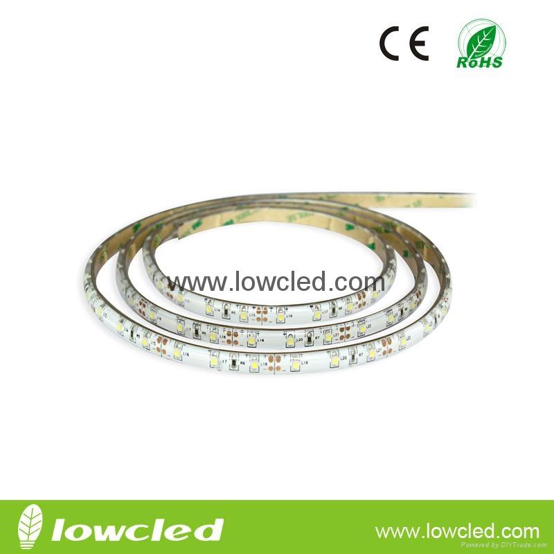SMD3014 600LEDS 14.4W/M IP65 led strip light with CE, ROHS(LL-FSLSS-3014-WW-120) 2