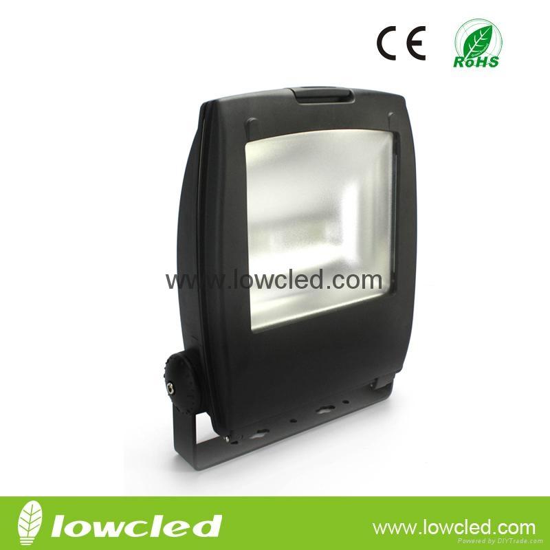100W/120W Bridgelux, MEAN WELL driver IP65 LED Floodlight