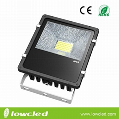 Square 60W finned CREE L