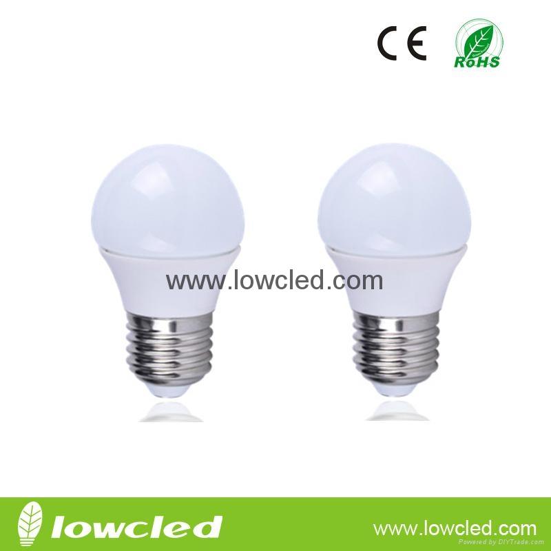 3W LED bulb lighting manufacturer / led lamp bulb distributor 2