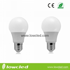 9W high power long life span LED bulb with CE, ROHS rated