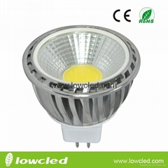 5W MR16 LED high power spot light with CE, ROHS rated