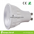 4.5W GU10 LED COB spot light with CE, ROHS rated