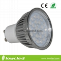 5W Dimmable GU10 LED high power spot light, bulb indoor, CE, ROHS rated