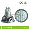 4W GU10 LED high power spot light, bulb