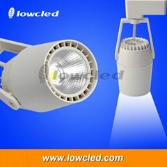 15W COB LED Track Lighting with CE, RoHS