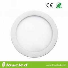 6 inch Round 12W LED pan