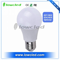 8W LED bulb light retrofit / E27 led bulbs for home