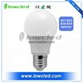 4.5W household LED globe bulb with CE,