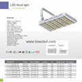 240W/150W/200W 2016 OUTDOOR CREE/Bridgelux IP67 LED led flood light