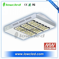 IP65 90W/120W/150W CREE, Bridgelux MEAN WELL led street light with CE, ROHS