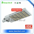 IP65 adjustable 150W/200W/240W CREE, Bridgelux led street light with CE, ROHS