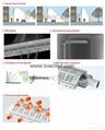 IP65 adjustable 120W/160W/200W CREE, Bridgelux led street light with CE, ROHS