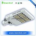 IP65 adjustable 60W/80W/100W CREE, Bridgelux led street light with CE, ROHS